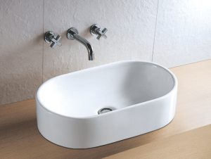 Aruba basin matching the Aruba free standing bath