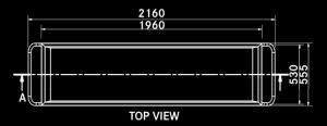Standard mortuary body tray dimensions