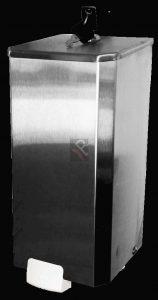 allegro hand soap dispenser stainless steel supplier