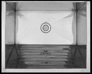 ET101 Single Fabricated Economy wash trough 2560006