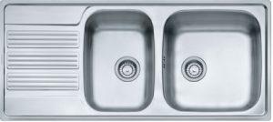 1990038 - Symmetrical kitchen sink