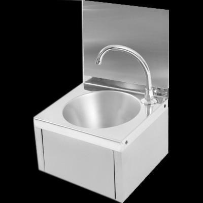Hands free basin combo