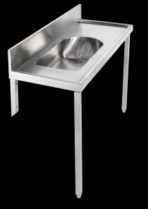 stainless steel baby bath