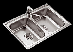 Universo 2B kitchen sink