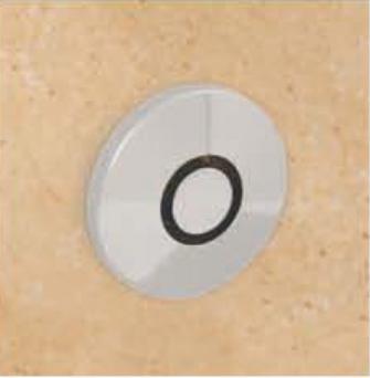 Walcro VR flush valve button