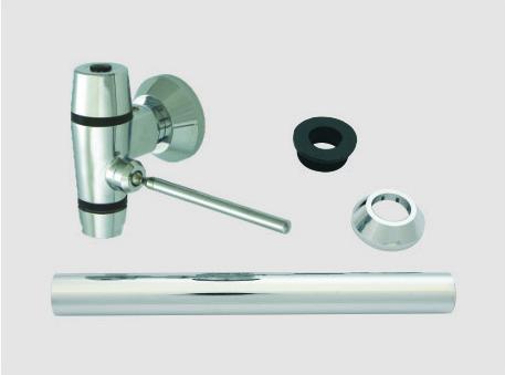 Walcro handicap toilet flush valve top entry