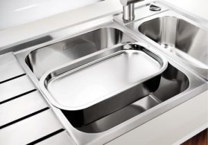 Blanco Axis stainless steel flush inset kitchen sink
