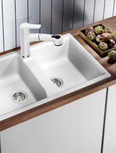 Blanco inset drop-in kitchen sinks