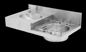 DSBC Drip sink combo right hand version (350955)