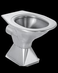 HCL Toilet pan