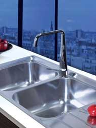 Franke inset kitchen sinks