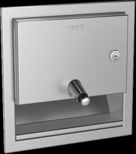 Franke Rodan RODX619E recessed soap dispenser