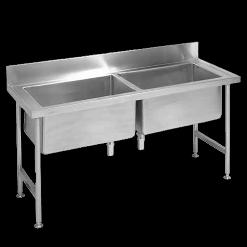 Catering Sinks Amp Tables Stainless Steel Shelving Pot Sinks