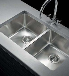 Kwikot undermount kitchen sinks