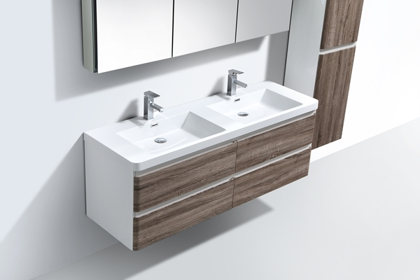 two colour bathroom cabinet - Bathroom Cabinets Kzn