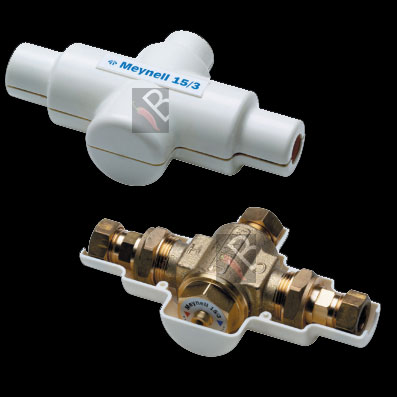 Thermostatic Valves Safe Hot Cold Mixing Burn