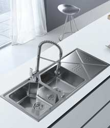 Teka Inset or drop-in kitchen sinks