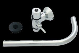 Walcro 550B back entry toilet flush valve