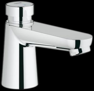 water saving pillar tap self closing 36265000