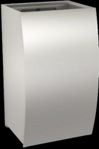Franke STRX605 wall mounted waste bin