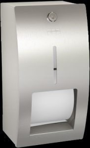 Franke STRX672 double toilet roll holder with spindle - 2120044