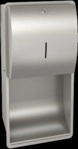 Franke Stratos recessed paper towel dispenser STRX600E
