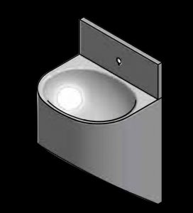 HDSWMB Heavy Duty Surrond Wash Hand Basin