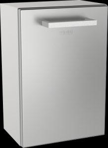 Franke RODX611 sanitary towel disposal waste bin combination 2120070