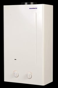 Small tankless 5 L gas water heaters