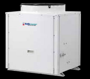 industrial commercial heat pump water heater