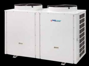Industrial heat pump 38kW 750l/hr