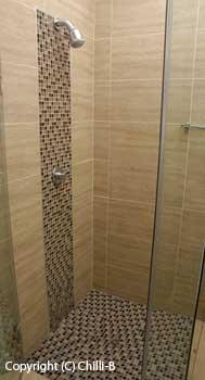 Mosaics Can Make A Shower