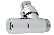 The Jeeves Hydronic valve lets you connect your heated towel rail to you solar geyser to save cost on heating.