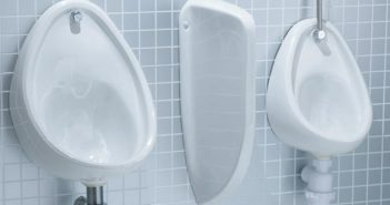 Most popular wall hung bowl urinals for commercial application