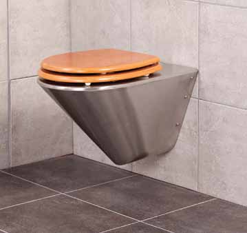 stainless steel wall hung toilet pan franke model cmpx