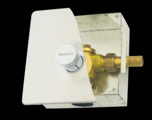 Walcro 107 boxed toilet flushing valve