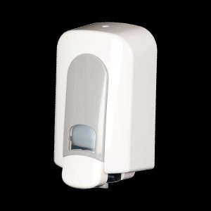 small wall mounted gel soap dispenser