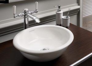 Drayton 40 free standing stone basin