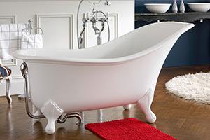 Drayton classic free standing bath
