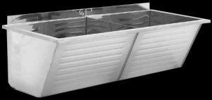 ET102 Double Fabricated Economy Type Wash trough