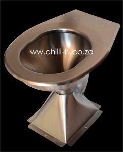 HCL Pedestal Toilet Chilli-B