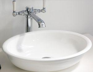 Radford-51 Free standing stone bathroom basin