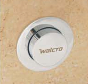 Walcro XP flush valve button