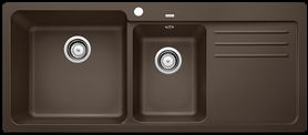 blanco-naya-8-brown-coffee-kitchen-sink