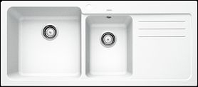 Blanco Naya 8s white kitchen sink
