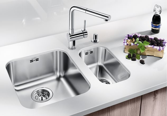 Blanco Modern Under Mount Kitchen Sinks Love Your Kitchen