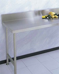 Stainless steel catering products