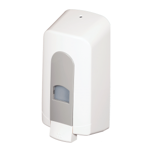 CL-00334 Harmony plastic manual soap dispenser wall mounted