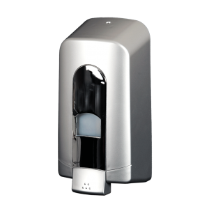CL-00335 Harmony plastic manual soap dispenser