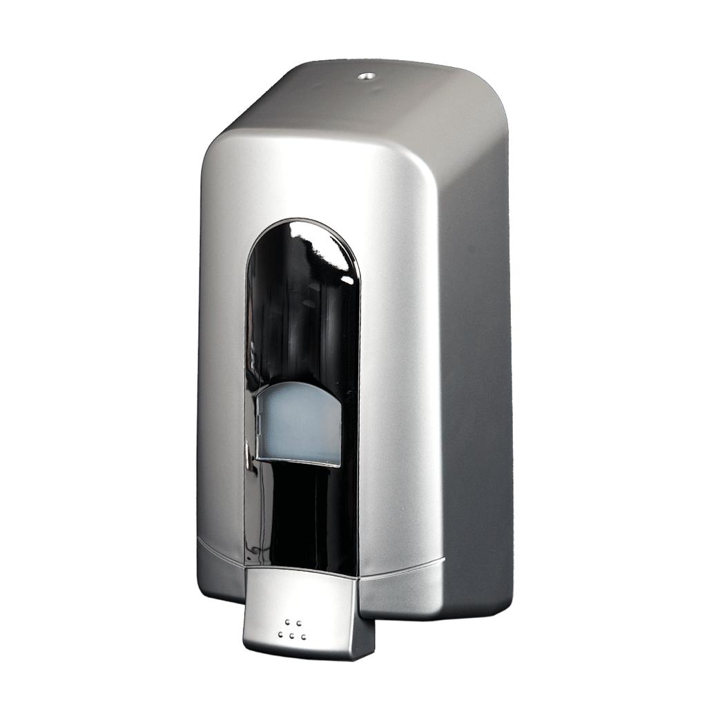 Industrial Wall Mounted Soap Dispensers Manual Or Sensor